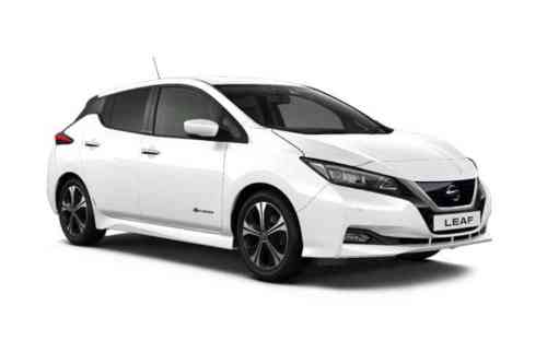 Nissan Leaf 5 Door Hatch E+ Tekna 62kw  Electric