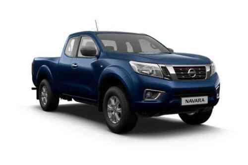 Nissan Navara Pick Up Kng Cab Dci Tt Visia Chs 4drive 2.3 Diesel