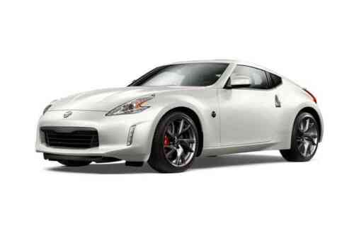 Nissan 370z 2 Door Coupe  V6 Gt Auto 3.7 Petrol