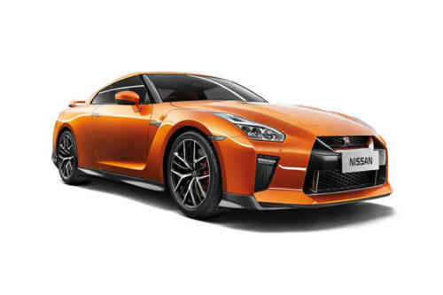 Nissan Gt-r 2 Door Coupe  V6 Pure Auto 3.8 Petrol