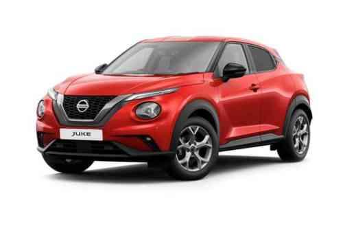 Nissan Juke Hatch  Dig-t Visia 1.0 Petrol