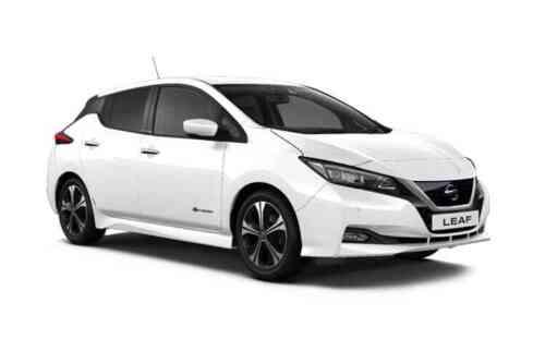 Nissan Leaf 5 Door Hatch Acenta 40kw Kw Charger 6.6 Electric