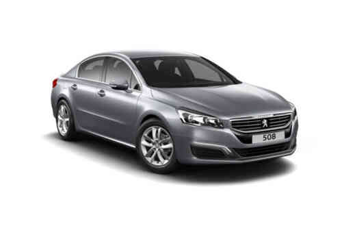 Peugeot 508 4 Door Saloon  Bluehdi Fap Allure 2.0 Diesel