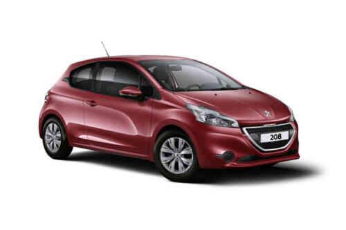 Peugeot 208 5 Door Hatch  Vti Puretech Allure  1.2 Petrol