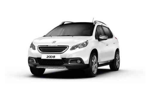 Peugeot 2008 Suv  Vti Puretech Allure  1.2 Petrol