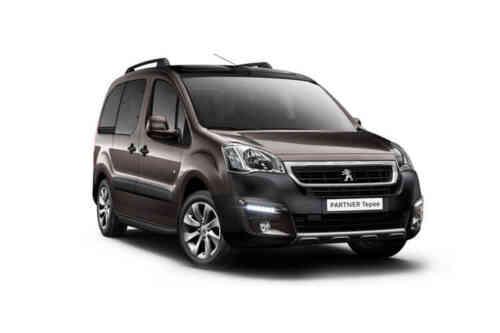 Peugeot Partner Tepee  Vti Puretech Out  1.2 Petrol