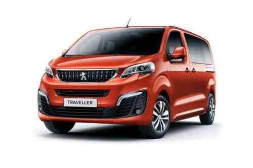 Peugeot Traveller Long  Bluehdi Active  2.0 Diesel