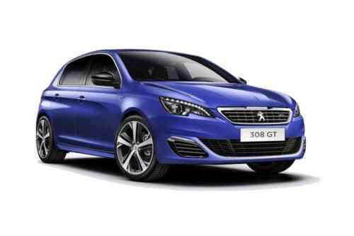 Peugeot 308 Hatch  Bluehdi Gt Line Eat6  2.0 Diesel