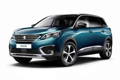 Peugeot 5008 Suv  Bluehdi Gt Line Premium  1.6 Diesel
