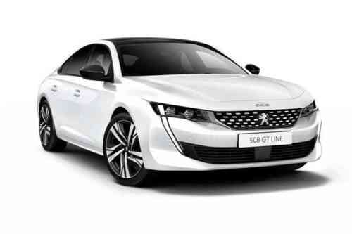 Peugeot 508 Fastback  Puretech First Edition Eat8 1.6 Petrol