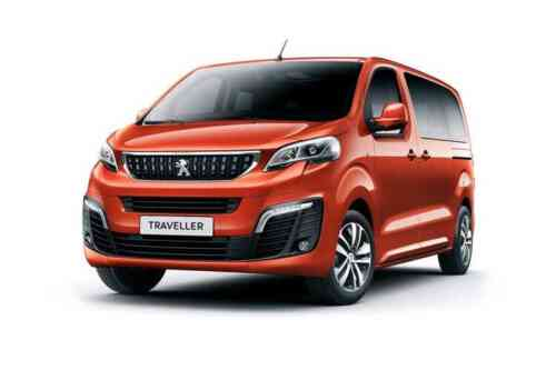 Peugeot Traveller Standard  Bluehdi Active  1.5 Diesel