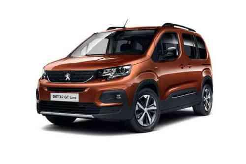 Peugeot Rifter Long  Puretech Gt Line 7seat  1.2 Petrol