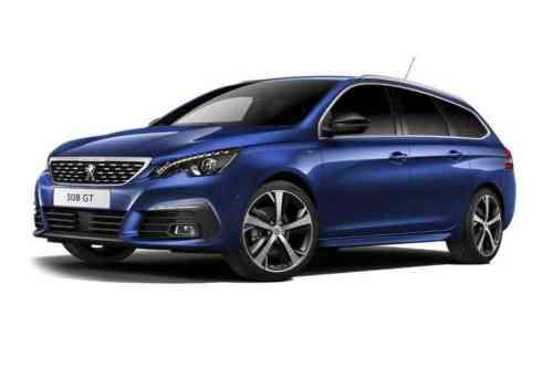 Peugeot 308 5 Door Sw  Bluehdi Active Eat6 1.5 Diesel