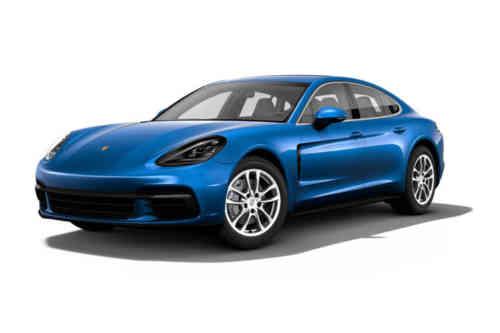 Porsche Panamera 5 Door  V6 4 E-hybrid Pdk 2.9 Plug In Hybrid Petrol