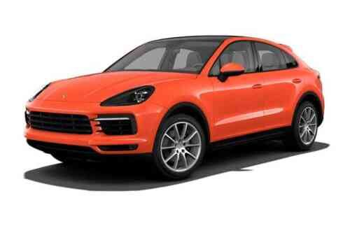 Porsche Cayenne Coupe Turbo S  V8 E-hyd Tiptronic S 5seat 4.0 Plug In Hybrid Petrol