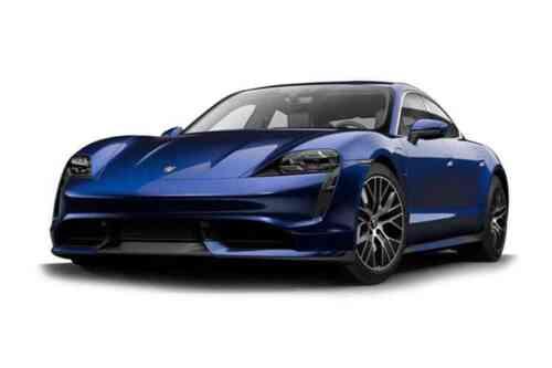 Porsche Taycan 4 Door Saloon 560kw Turbo S 93kwh Auto  Electric