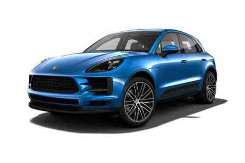 Porsche Macan 5 Door Turbo  Pdk 2.9 Petrol