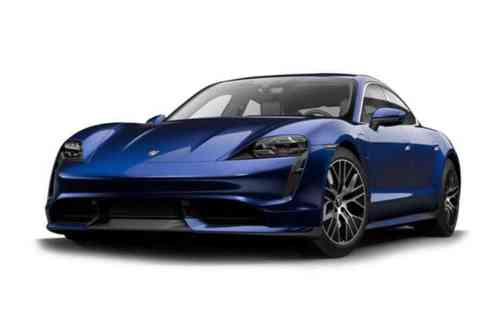 Porsche Taycan 4 Door Saloon 390kw 4s 79kwh Auto  Electric