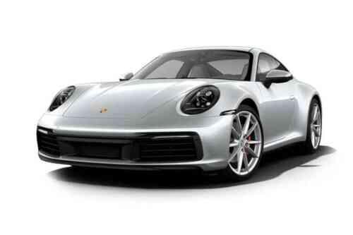 Porsche 911 992 Carrera 4  2 Coupe Pdk 3.0 Petrol