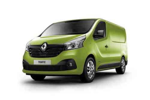 Renault Trafic Van Sl29dci Energy 125 Business+  Diesel
