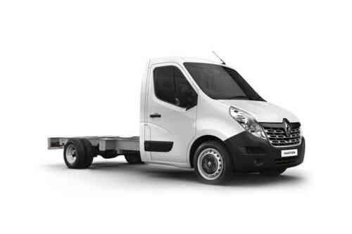 Renault Master Chassis Cab Ml35 Dci 110 Business Fwd  Diesel