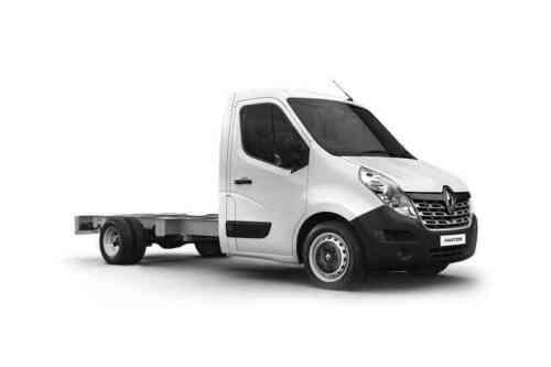 Renault Master Platform Cab Ll35 Dci 130 Business Fwd  Diesel