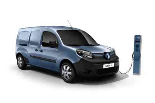 Renault Kangoo Ml20 I Van Ze 33 Business  Electric