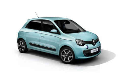 Renault Twingo 5 Door Hatch Tce Iconic Energy Tech Sunroof  0.9 Petrol