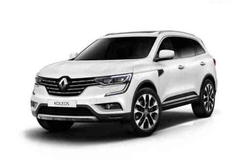 Renault Koleos  Dci Initiale Paris Xtronic 4drive 2.0 Diesel