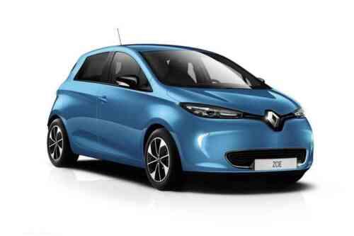 Renault Zoe 5 Door Hatch I Signature Nav R110 40kwh Auto  Electric