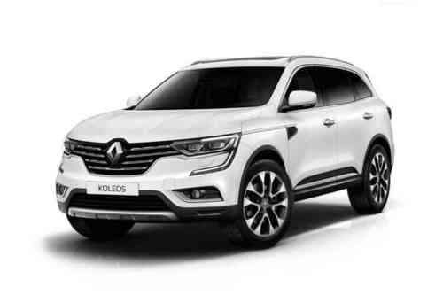 Renault Koleos  Dci Iconic X-tronic 2wd 2.0 Diesel