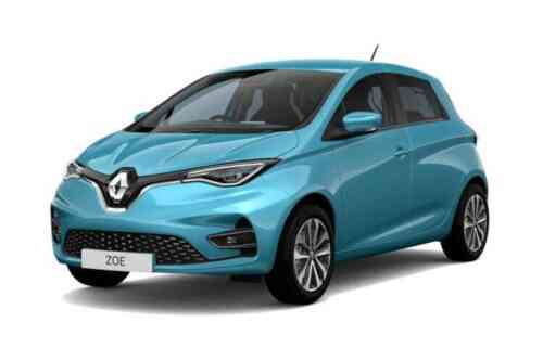 Renault Zoe Hatch R135 I Iconic Ze 50kwh Rpdchg Auto  Electric