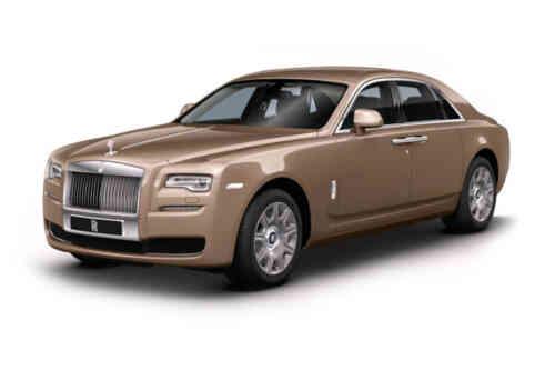 Rolls-royce Ghost 4 Door Saloon  Black Badge Auto 6.6 Petrol