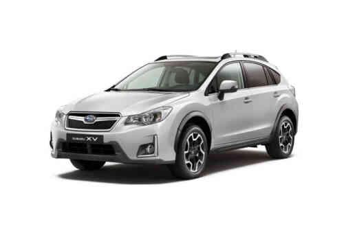 Subaru Xv 5 Door Hatch I Se Lineartronic 2.0 Petrol