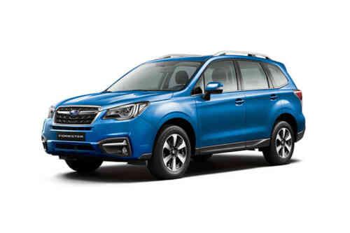 Subaru Forester 5 Door D Xc Premium Lineartronic 2.0 Diesel