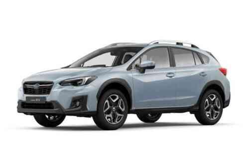 Subaru Xv 5 Door Hatch I Se Lineartronic 1.6 Petrol