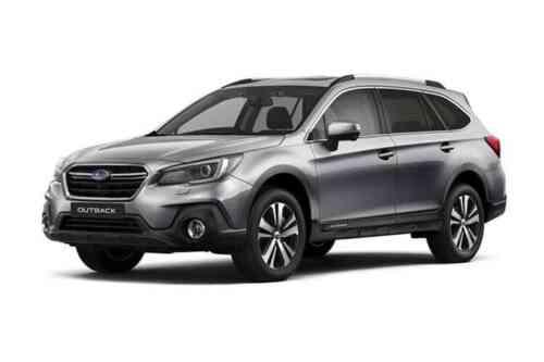 Subaru Outback 5 Door Estate I Se Lineartronic 2.5 Petrol