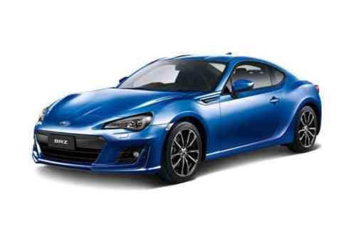 Subaru Brz 2 Door Coupe I Se Lux Auto 2.0 Petrol