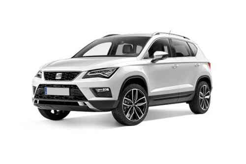 Seat Ateca 5 Door Suv  Tdi Se Technology Ecomotive 1.6 Diesel