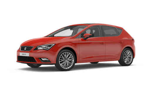 Seat Leon 5 Door Hatch  Tdi S 1.6 Diesel