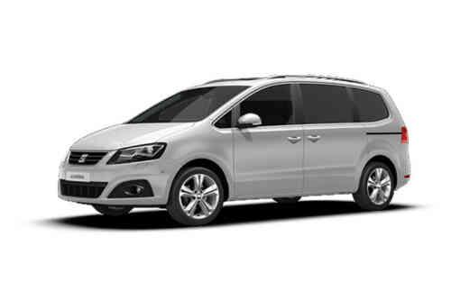 Seat Alhambra  Tdi Cr Ecomotive Se L 2.0 Diesel
