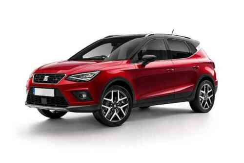 Seat Arona 5 Door  Tsi Se Technology Ez 1.0 Petrol