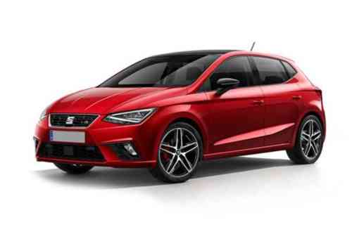 Seat Ibiza Hatch  Tsi Se Technology Ez 1.0 Petrol