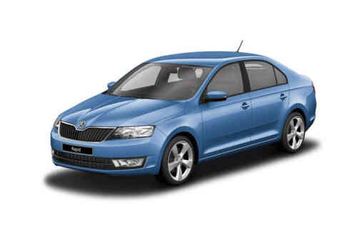 Skoda Rapid Hatch  Tdi Cr S 1.4 Diesel