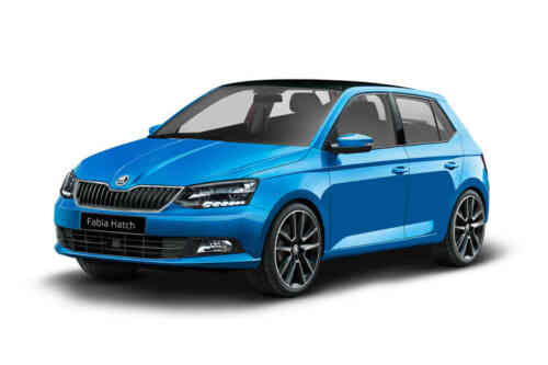 Skoda Fabia 5 Door Hatch  Mpi Colour Edition 1.0 Petrol