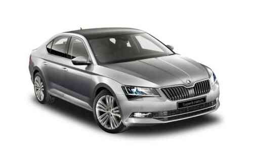 Skoda Superb Hatch Tsi Act Se L Executive 1.5 Petrol