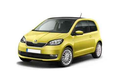 Skoda Citigo 3 Door Hatch  Mpi Colour Edition Greentech 1.0 Petrol