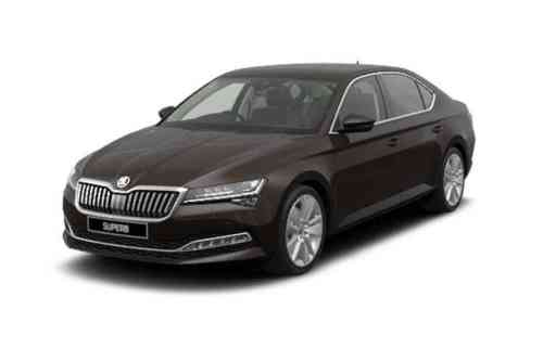 Skoda Superb Hatch  Tdi S Scr Dsg 1.6 Diesel