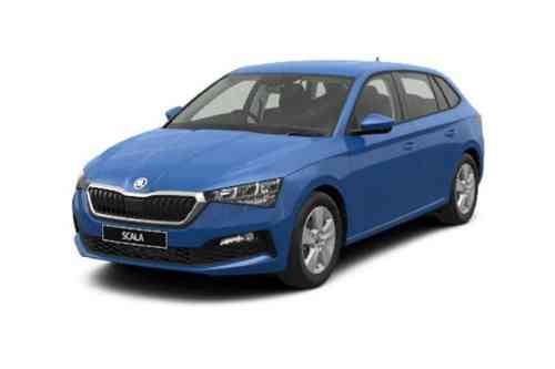 Skoda Scala 5 Door Hatch  Tsi S 1.0 Petrol