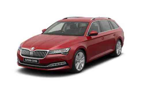 Skoda Superb Estate  Tsi Act Se L 1.5 Petrol